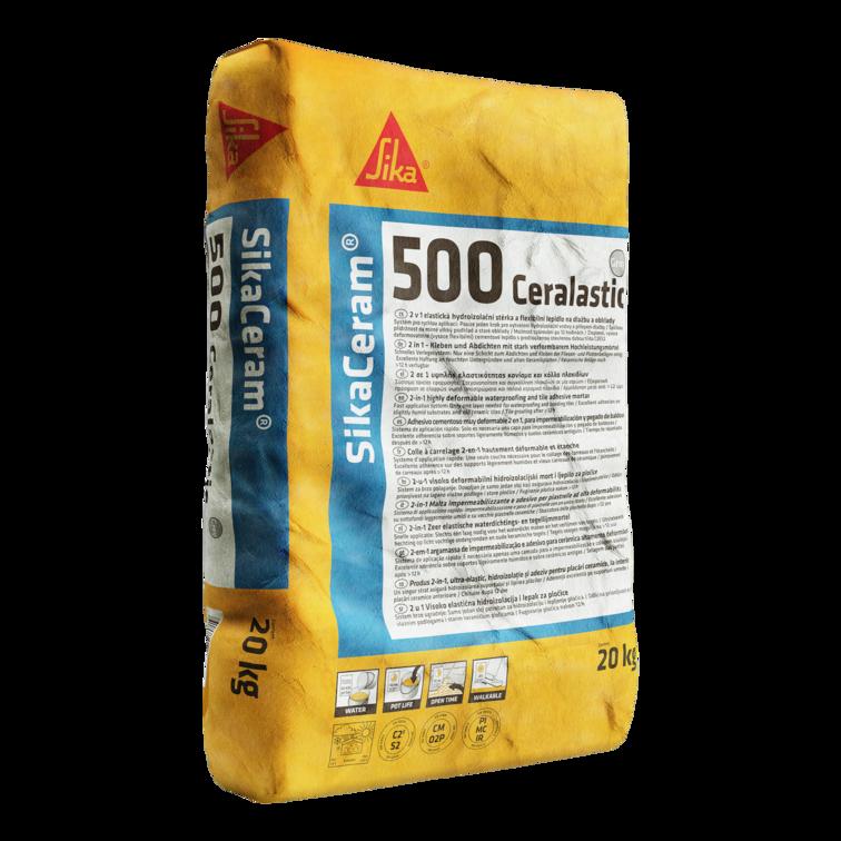 SikaCeram®-500 Ceralastic ES