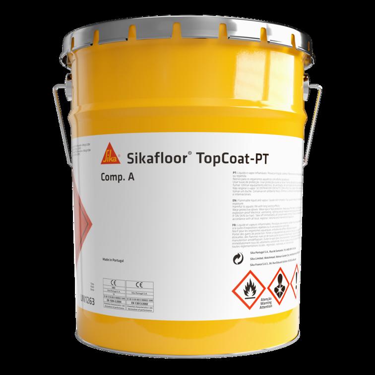 Sikafloor® TopCoat PT