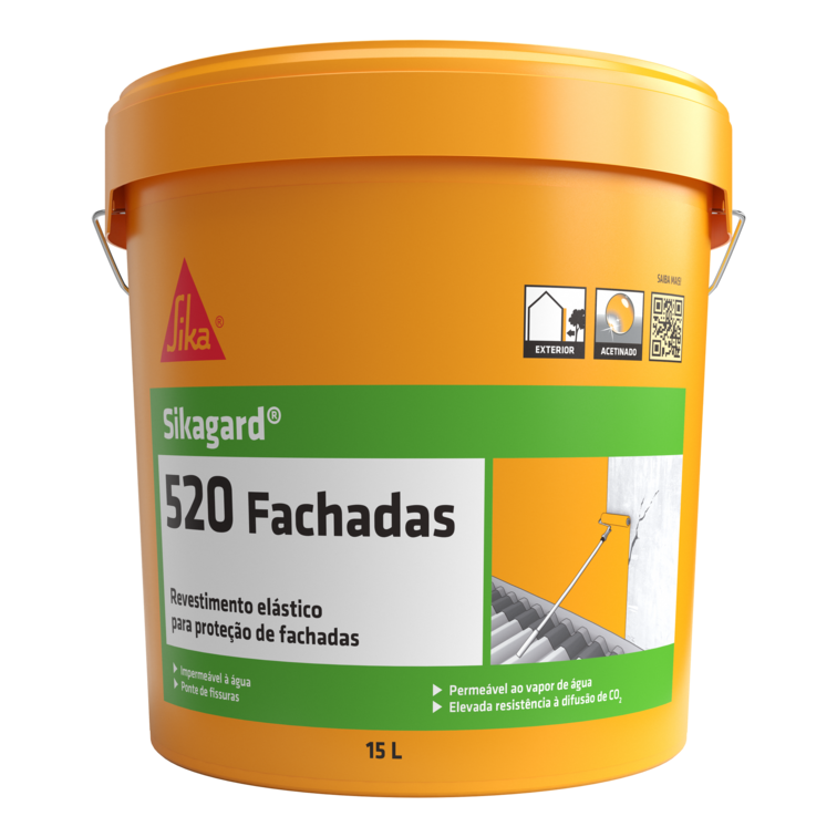 Sikagard®-520 Fachadas