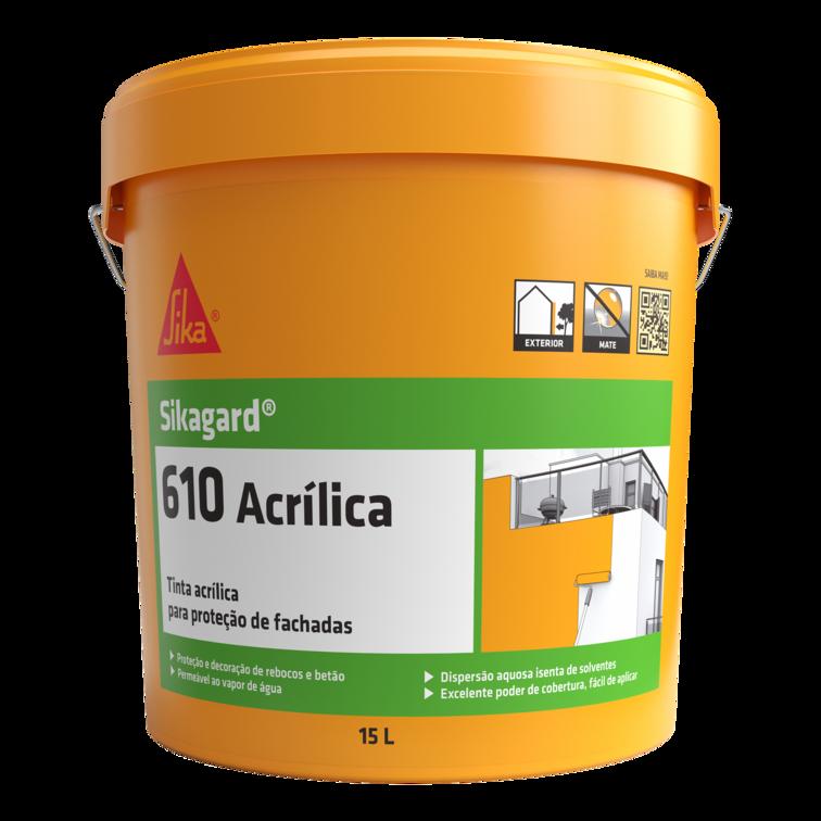 Sikagard-610 Acrílica