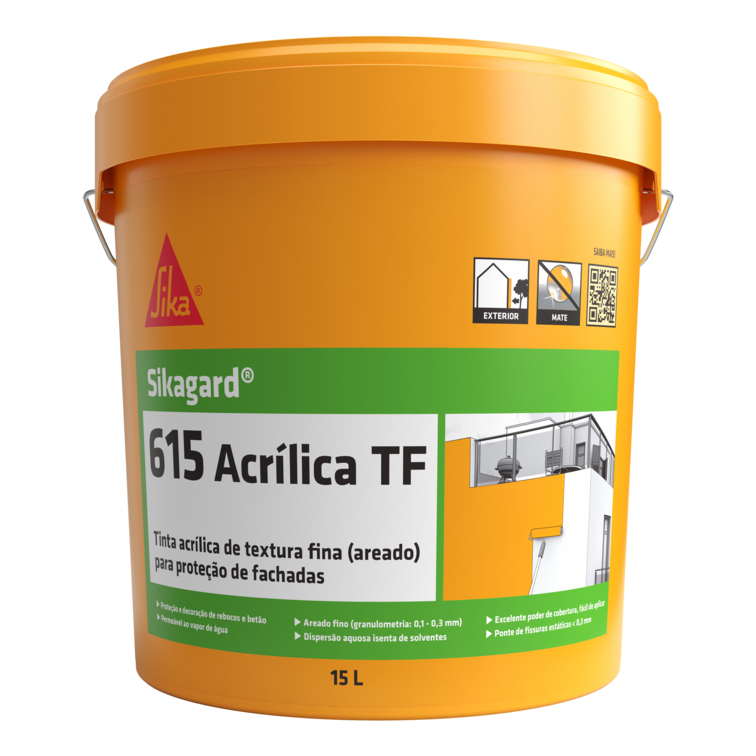 Sikagard®-615 Acrílica TF