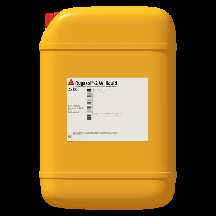 Sika® Rugasol®-2 W Liquid