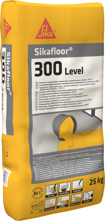 Sikafloor®-300 Level