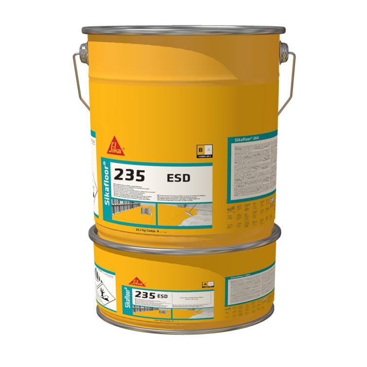 Sikafloor®-235 ESD