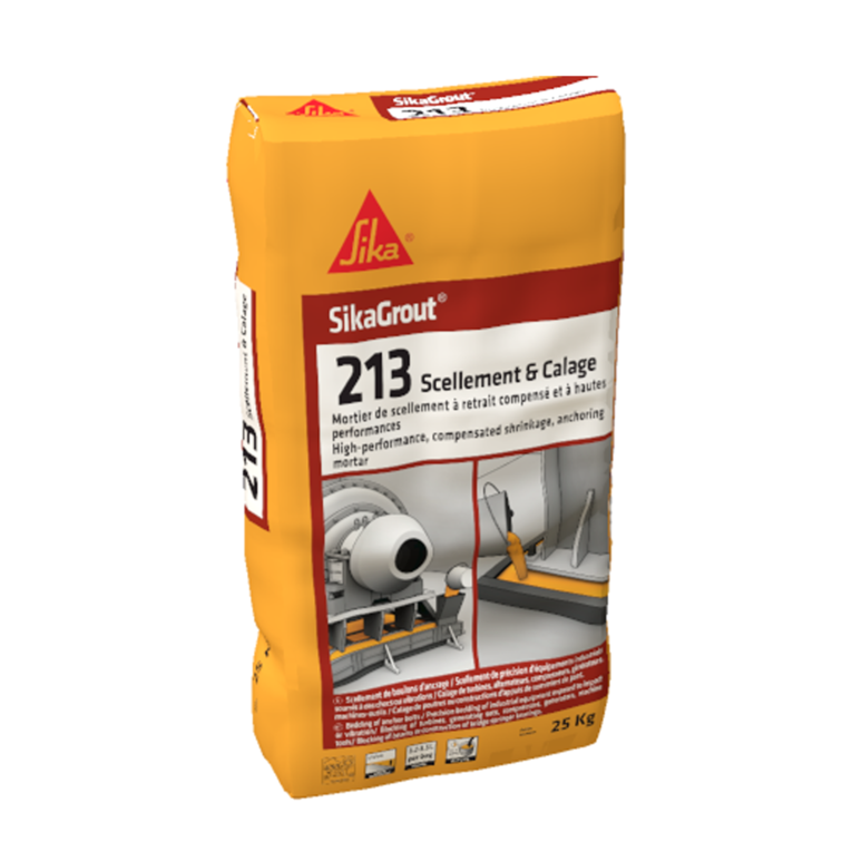 SikaGrout®-213 Scellement & calage