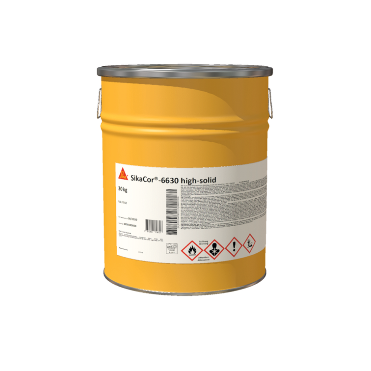 SikaCor®-6630 high-solid