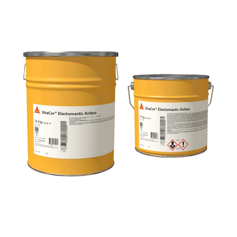SikaCor® Elastomastic Airless