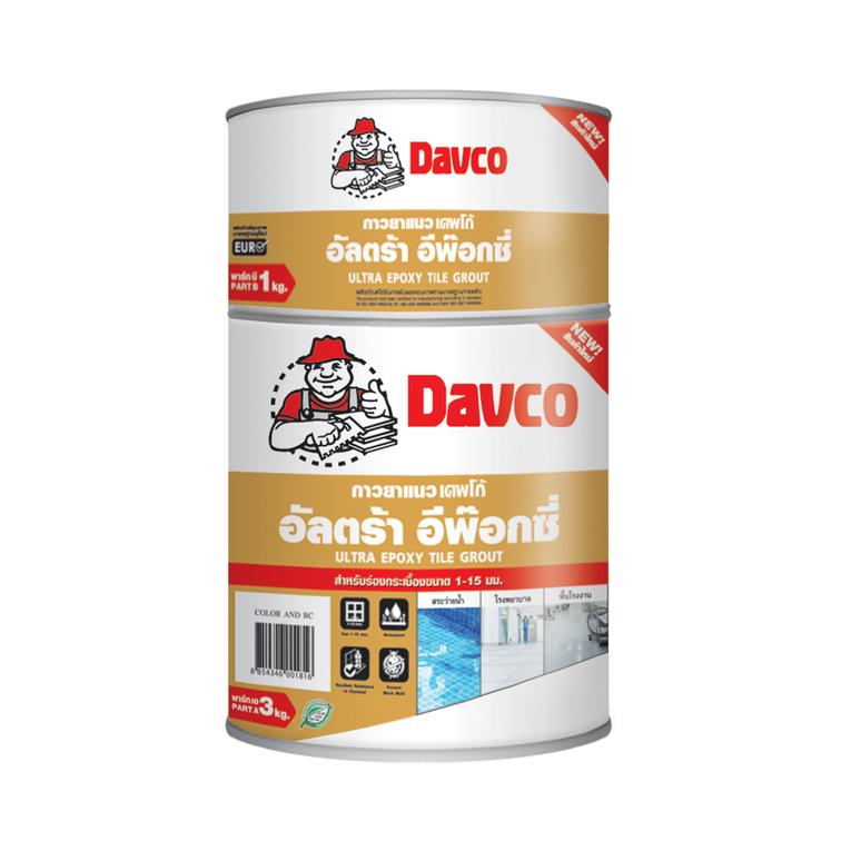 Davco Ultra Epoxy Tile Grout