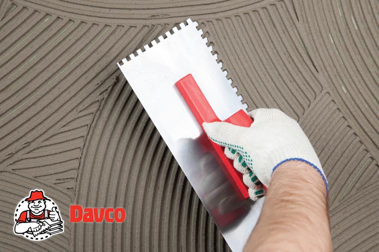 davco tile adhesive