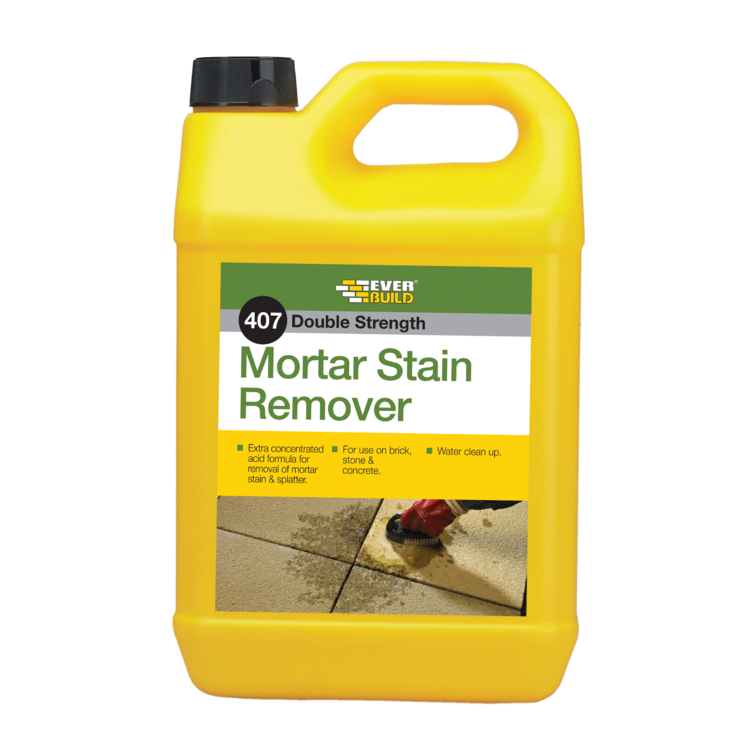 EVERBUILD® 407 Mortar Stain Remover