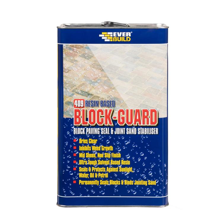 EVERBUILD® 409 Block-Guard