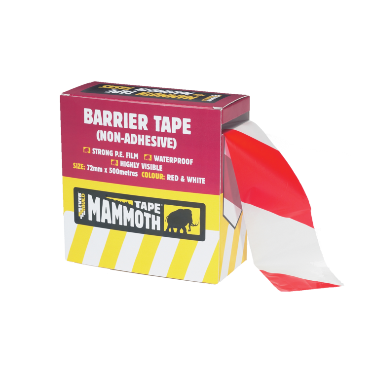 EVERBUILD® MAMMOTH® BARRIER TAPE