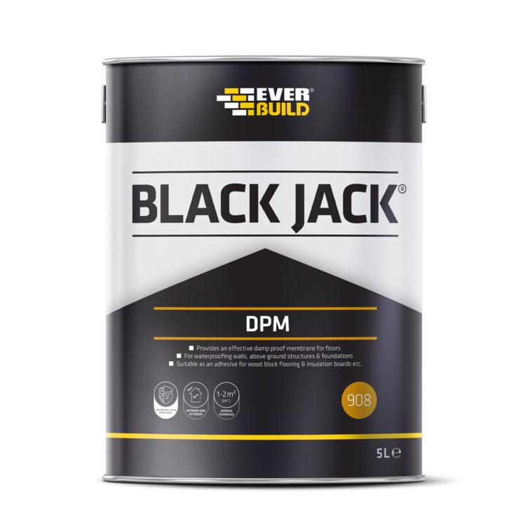 EVERBUILD® BLACK JACK® 908 D.P.M.