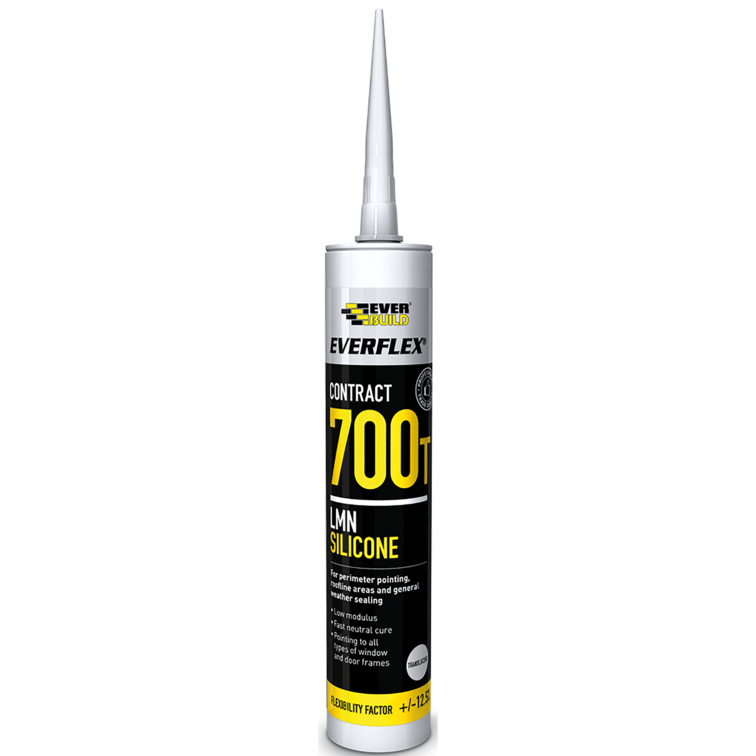EVERBUILD® EVERFLEX® 700T Silicone