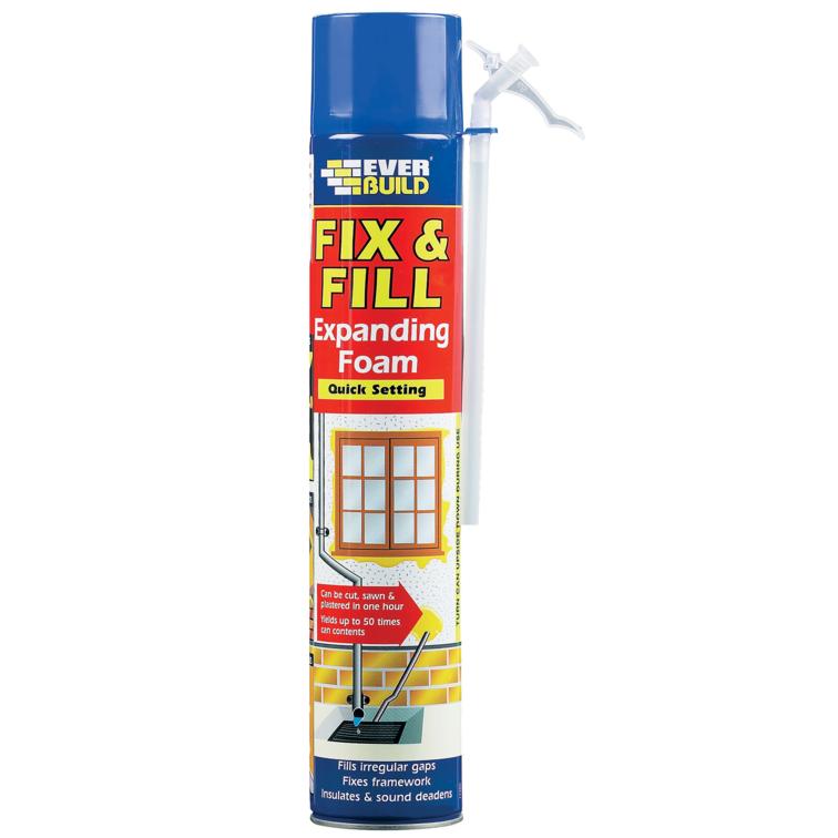 EVERBUILD® FIX & FILL Expanding Foam
