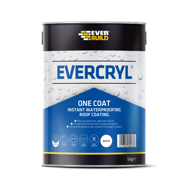 EVERBUILD® EVERCRYL® ONE COAT