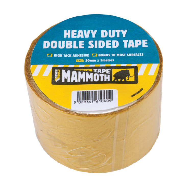 EVERBUILD® MAMMOTH® MP DOUBLE SIDED TAPE