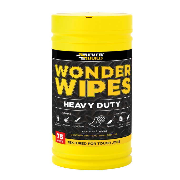EVERBUILD WONDER WIPES® Heavy Duty
