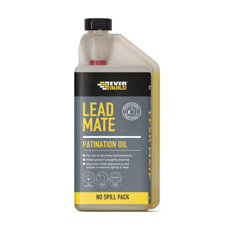EVERBUILD® Lead Mate® Patination Oil