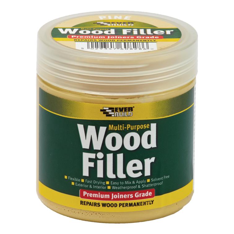 EVERBUILD® Multi-Purpose Wood Filler