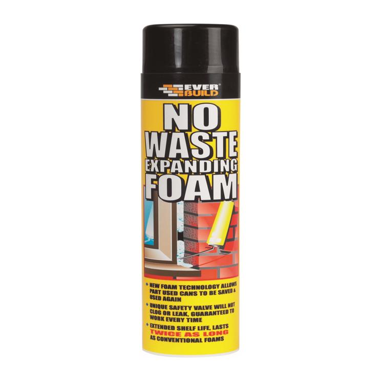 EVERBUILD® No Waste Expanding Foam
