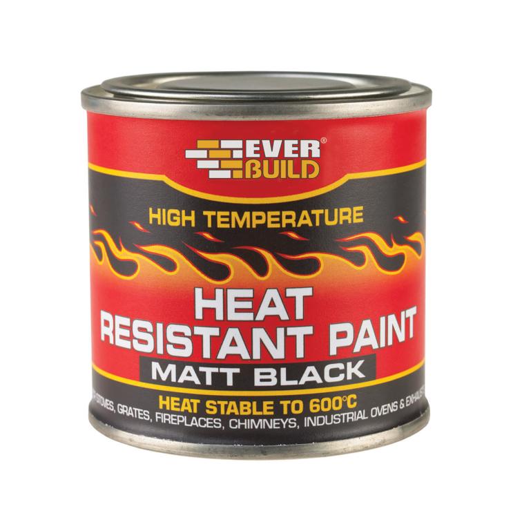 EVERBUILD® Heat Resistant Paint