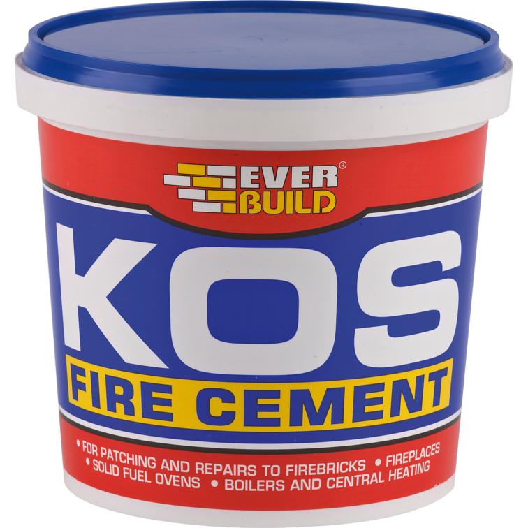 EVERBUILD® KOS® FIRE CEMENT