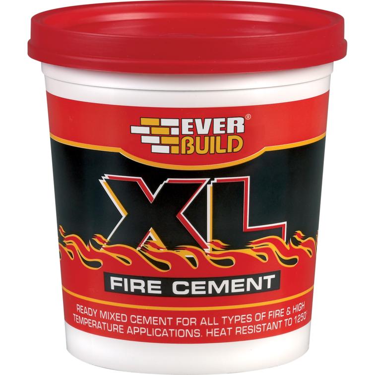 EVERBUILD® XL FIRE CEMENT