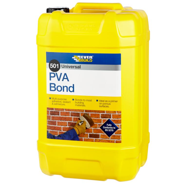 EVERBUILD® 501 Universal PVA Bond