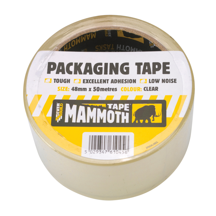 EVERBUILD® MAMMOTH® PACKAGING TAPE