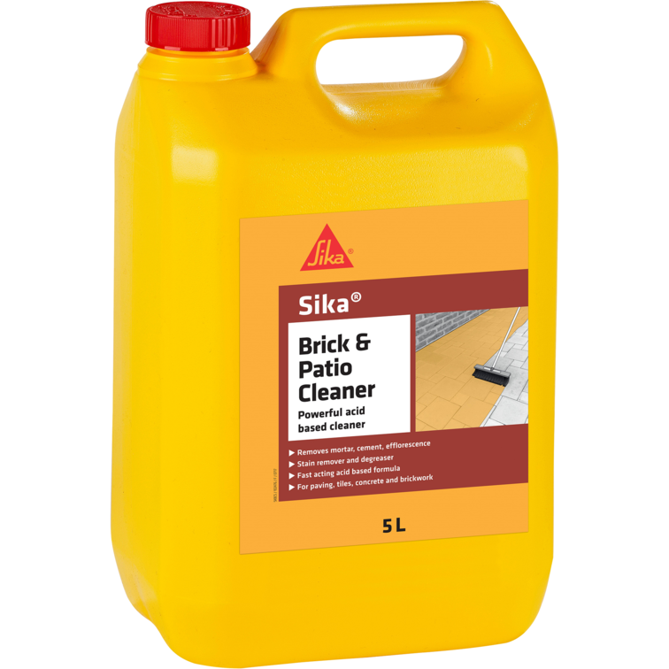 Sika® Brick & Patio Cleaner