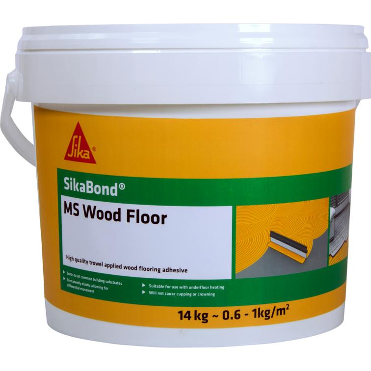 SikaBond® MS Wood Floor