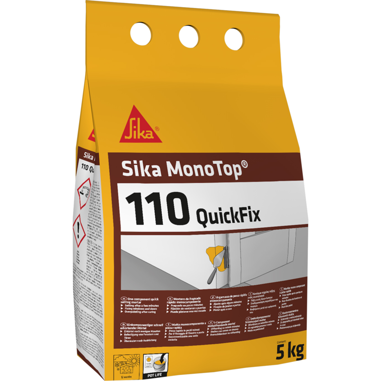 Sika MonoTop®-110 QuickFix