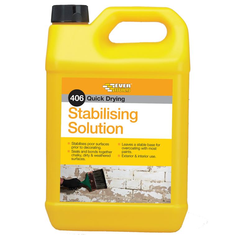 EVERBUILD® 406 Stabilising Solution