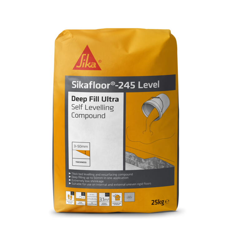 Sikafloor®-245 Level Deep Fill Ultra