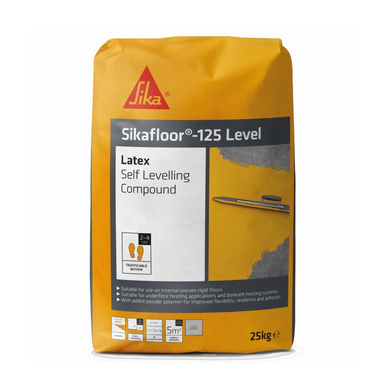 Sikafloor®-125 Level Latex
