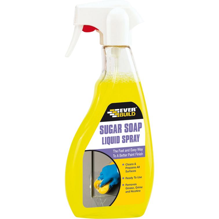 EVERBUILD® Sugar Soap Liquid