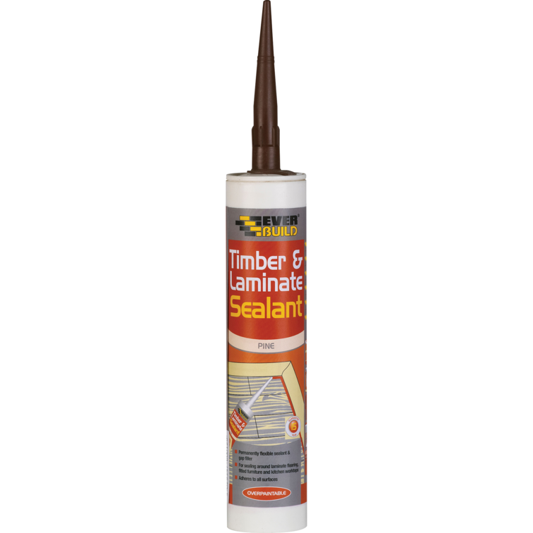 EVERBUILD® Timber & Laminate Sealant