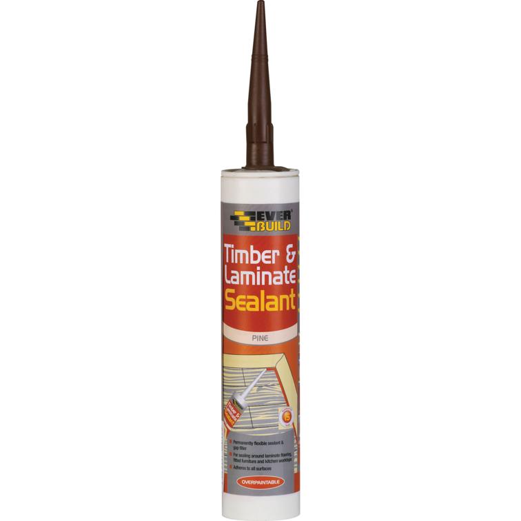 EVERBUILD® Timber & Laminate Sealant