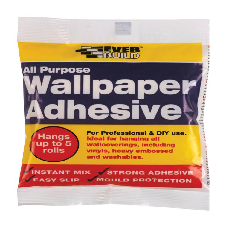 EVERBUILD® All Purpose Wallpaper Adhesive