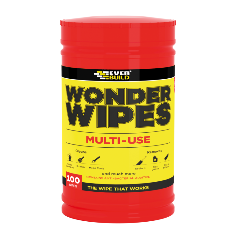 EVERBUILD WONDER WIPES® Multi-Use