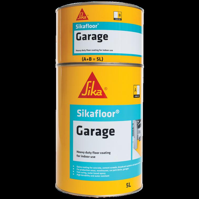 Sikafloor® Garage