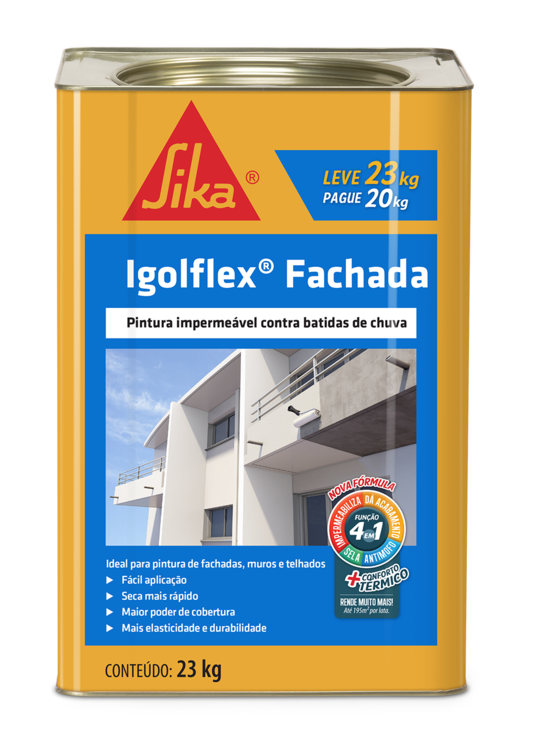 Sika® Igolflex® Fachada