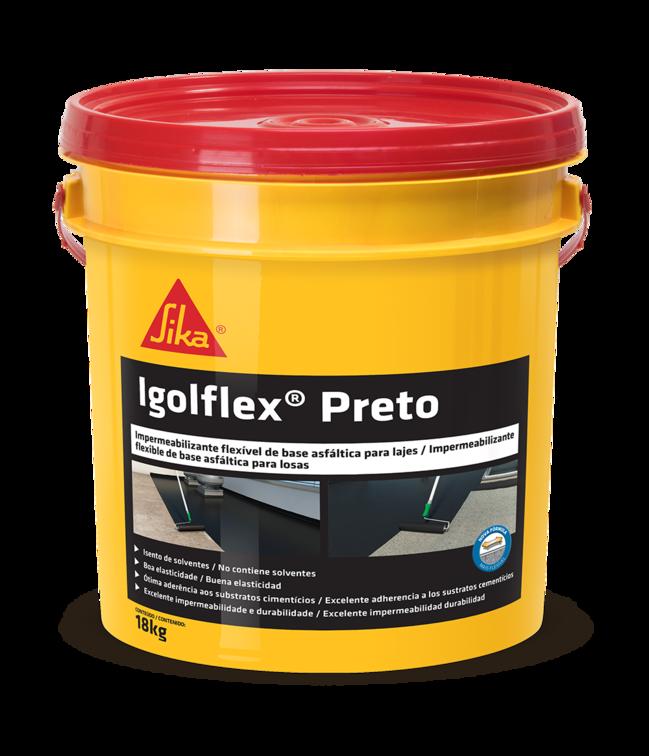 Sika® Igolflex® Preto