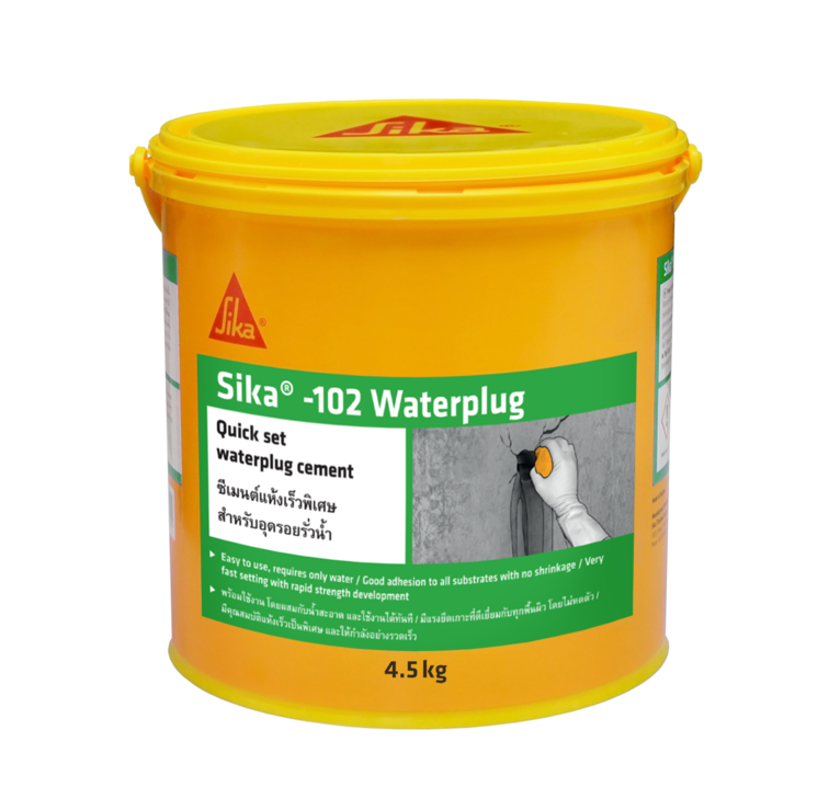 Sika®-102 Waterplug