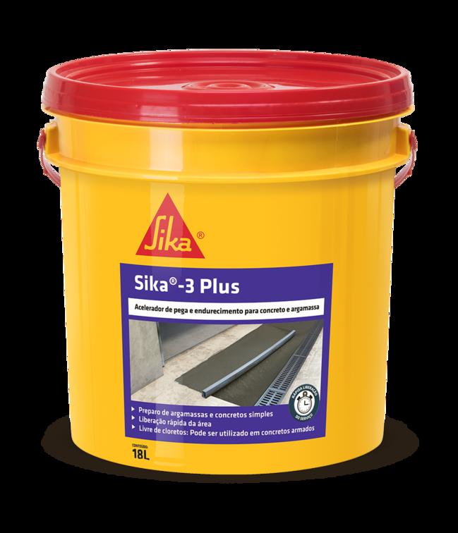 Sika®-3 PLUS