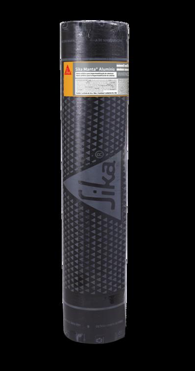 Sika® Manta PE Tipo I 3 mm Aluminío