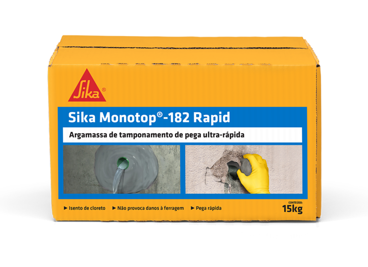 Sika MonoTop®-182 Rapid