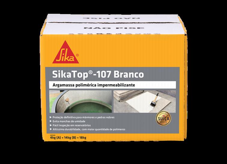 SikaTop®-107 Branco