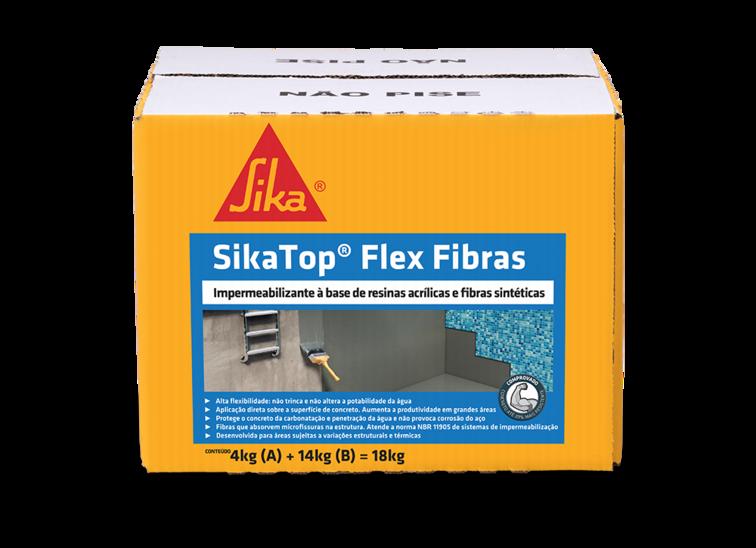 SikaTop® Flex Fibra